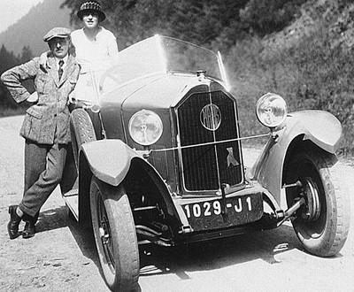 mathis gm torpedo sport 4 places 1925